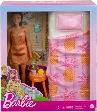 Barbie Room & Doll Gtd87