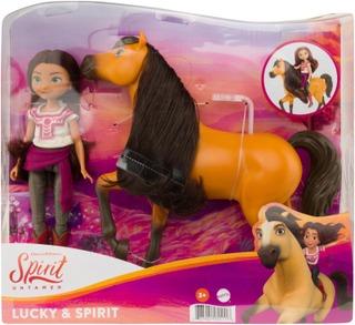 Spirit Doll & Horse Gxf20