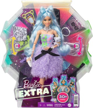 Barbie Extra Deluxe Doll Gyj69