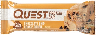 Quest 60G Proteiinipatukka Chocolate Chip Cookie Dough
