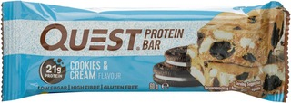 Quest 60G Proteiinipatukka Cookies&Cream