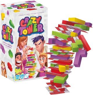 Crazy Tower -Peli