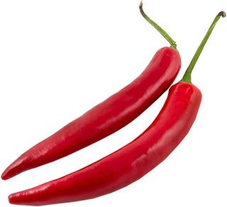 Chili Punainen Medium 5