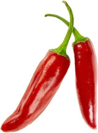 Chili punainen Rawit tulinen 7