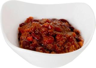 Chili Sin Carne Palvelutiski