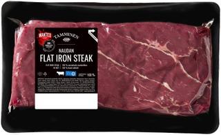 Tamminen Naudan Flat Iron Steak N600g