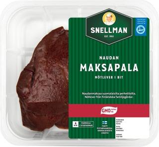 Snellman Naudan Maksapala N500g