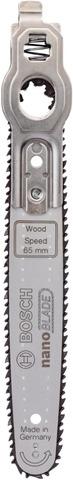 Bosch Sahanterä Nanoblade Wood Speed 65