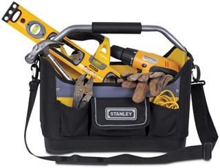 """Stanley Työkalulaukku 16"""" Avoin"""