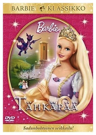 Barbie 2 - Tähkäpää Dvd
