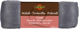 Liberon 100G Teräsvilla No 0000