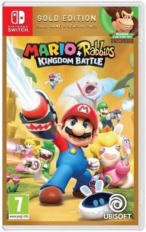 Nintendo Switch Mario + Rabbids: Kingdom Battle