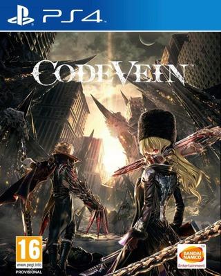 Playstation 4 Peli Code Vein