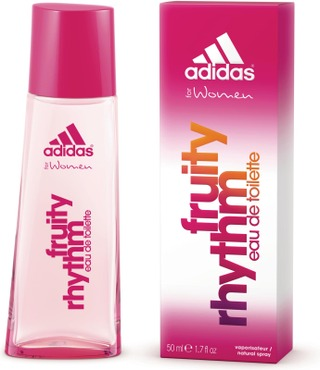Adidas 50ml Fruity Rhythm Edt hajuvesi naisille