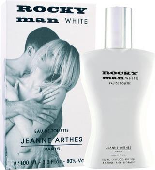 Jeanne Arthes ROCKY MAN WHITE EDT 100ML