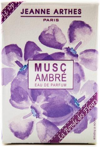 Jeanne Arthes MUSC AMBRE EDP 30 ML-LA RONDE DES FLE