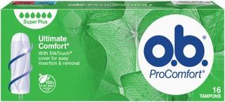 o.b.® ProComfort Super Plus tamponi 16 kpl