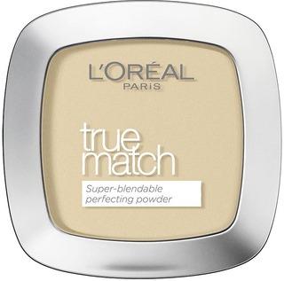L'oréal Paris True Match Puuteri W1 Golden Ivory 9G