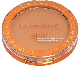 L'oréal Paris Glam Bronze La Terra French Riviera 03 Amalfi-Medio Aurinkopuuteri