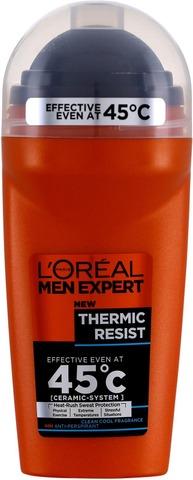 L'oréal Paris Men Expert Deodorant Thermic Resist Roll On Antiperspirantti 50Ml