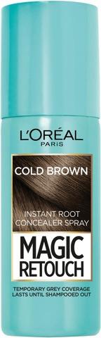 L'oréal Paris Magic Retouch Cold Brown Suihkutettava Tyvisävyte 75Ml