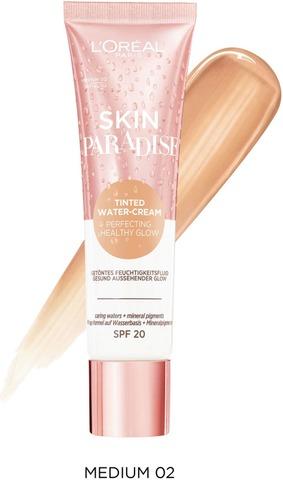 L'oréal Paris Skin Paradise Medium 02 Meikkivoide 30Ml