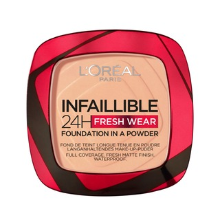 L'oréal Paris Infaillible 24H Fresh Wear 245 Golden Honey Meikkipuuteri 9 G