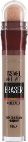 Maybelline New York  Instant Anti Age Eraser 03 Fair -Peitevoide 6,8Ml