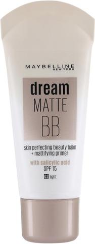 Maybelline New York  Dream Matte Bb -Light -Bb Voide 30Ml