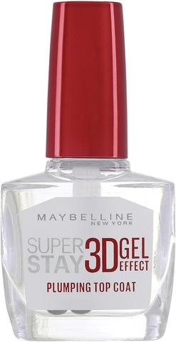 Maybelline New York  Superstay 3D Gel -Päällyslakka 10Ml