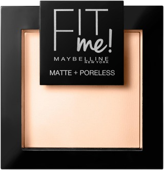 Maybelline New York Fit Me Matte + Poreless 104 -Puuteri 9G