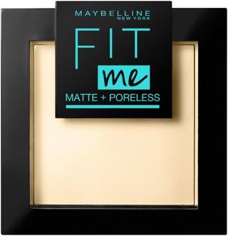 Maybelline New York Fit Me Matte + Poreless 115 -Puuteri 9G