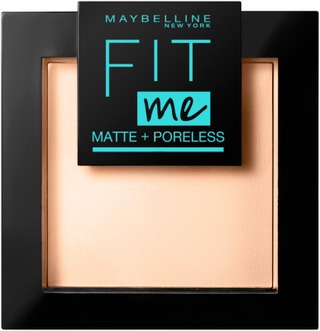 Maybelline New York Fit Me Matte + Poreless 120 -Puuteri 9G