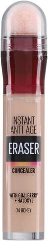 Maybelline New York Instant Anti Age Eraser 04 Honey -Peitevoide 6,8Ml