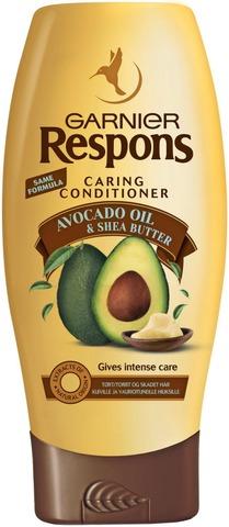 Garnier Respons Avocado Shea Hoitoaine Kuiville Ja Vaurioituneille Hiuksille 200Ml