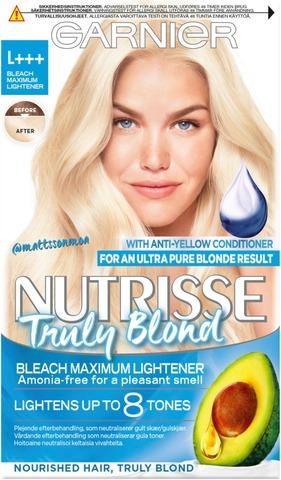 Garnier Nutrisse Truly Blonde L +++ Ultimate Blonding Ultravahva Vaalennus 1Kpl