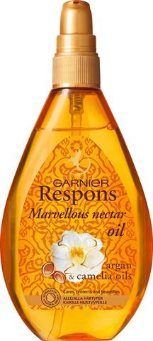 Garnier Respons Marvellous Nectar Öljy Kaikille Hiustyypeille 150Ml