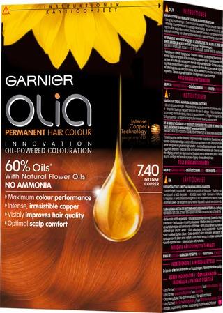 Garnier Olia 7.40 Kupari Kestoväri 1Kpl
