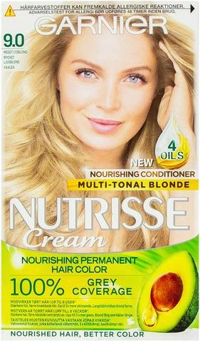 Garnier Nutrisse 9 Vaalea Kestoväri 1Kpl
