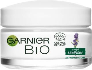 Garnier Bio Lavandiinia Sisältävä Anti-Wrinkle Kasvovoide 50Ml