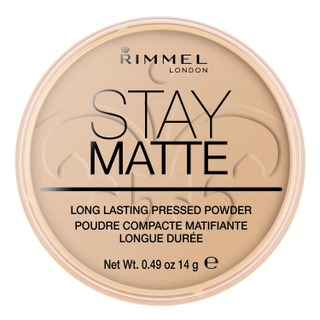 Rimmel 14G Stay Matte Pressed Powder 004 Sandstorm Kivipuuteri