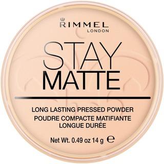 Rimmel 14G Stay Matte Pressed Powder 007 Mohair Kivipuuteri