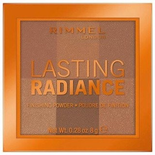 Rimmel Lasting Radiance Finishing Powder -Puuteri 8G, 003 Espresso