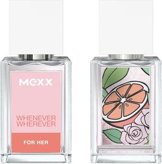 Mexx Whenever Wherever Woman Eau de Toilette 15 ml