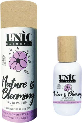Unic Nature is blooming hajuvesi 30ml