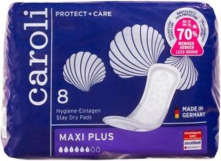 Caroli inkontinenssisuoja maxi plus 8kpl