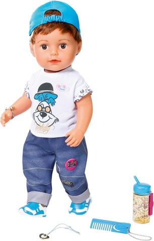 Baby Born Soft Touch Brother 43Cm