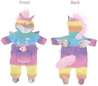 Baby Born Unicorn Puku 43Cm