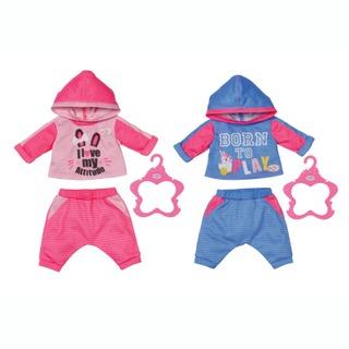 Baby Born Jogging Suits 43Cm Asusetti