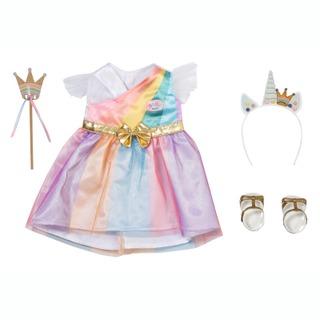 Baby Born Unicorn Deluxe Princess 43Cm Mekko